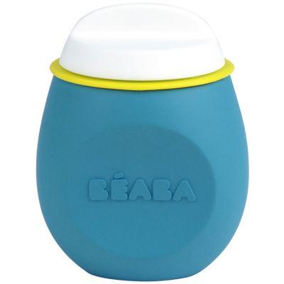Pot de conservation Babypote Portion bleu (180 ml)  par Béaba