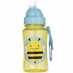 Gourde à paille Zoo abeille (350 ml)