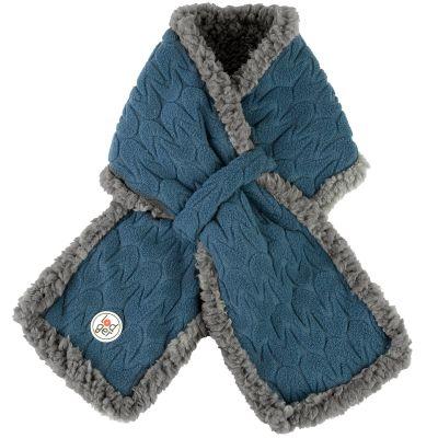 Écharpe bleue Muffler Empire (0-12 mois)  par Lodger
