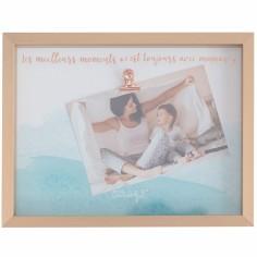 Cadre photos Les meilleurs moments sont avec Maman