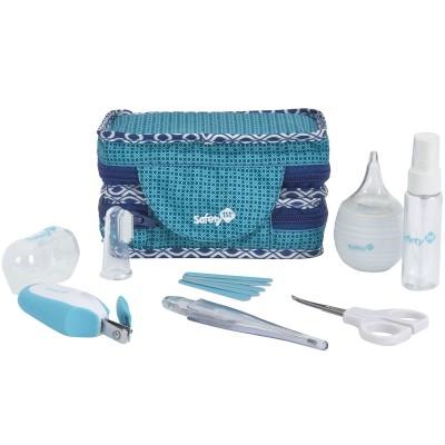 Grande trousse de soin bleue santé  par Safety 1st