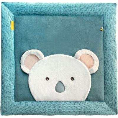 Tapis de jeu Tapidou Yoca le koala (100 x 100 cm)  par Doudou et Compagnie