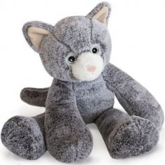 Peluche chat Sweety Mousse (40 cm)