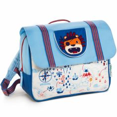 Cartable Jack le lion pirate