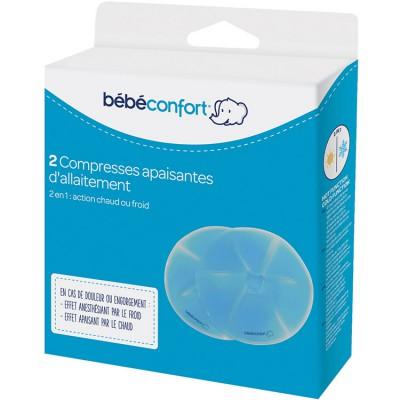 2 compresses d'allaitement apaisantes   par Bébé Confort