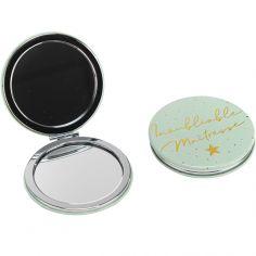 Miroir de poche Maîtresse
