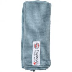 Lange en coton Ciumbelle Ocean bleu (70 x 70 cm)