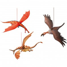 Mobile Impitoyables dragons