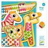 Jeu puzzle Bingonimo (4 x 6 pièces)  par Djeco