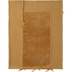 Housse de matelas à langer noisette (60 x 80 cm)