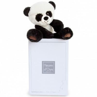 Peluche Panda Choubis (28 cm) Histoire d'Ours
