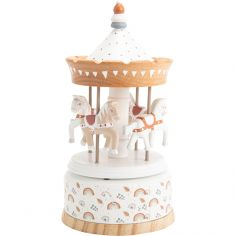 Carrousel musical Sam l'hippopotame