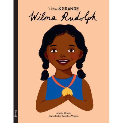 Livre Wilma Rudolph  par Editions Kimane