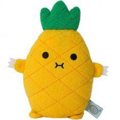 Peluche Riceananas jaune petit modèle (17 cm)