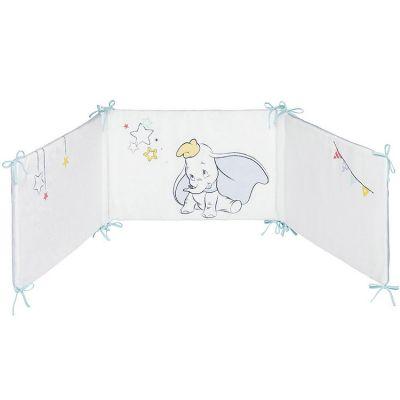 Tour de lit Dumbo bleu (pour lits 60 x 120 et 70 x 140 cm)  par Babycalin
