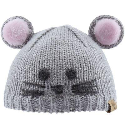 Bonnet en tricot souris (12-18 mois)  par Bedford Road