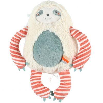 Peluche paresseux Moris (25 cm)  par Noukie's