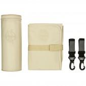 Accessoires pour sac Glam Signature sable  - Lässig