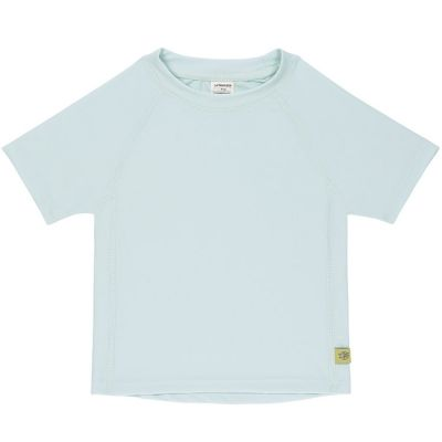 Tee-shirt anti-UV manches courtes vert menthe (2 ans)