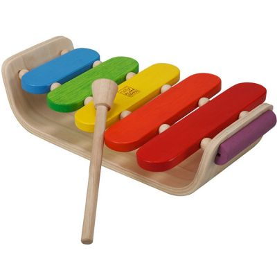 Xylophone ovale Plan Toys