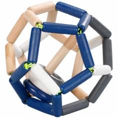Sphère d'activités bleue