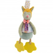 Hochet loup Les Tartempois - Moulin Roty