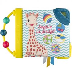 Livre bébé d'éveil Sophie la girafe Fresh Touch