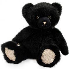 Peluche ours noir La Peluche (30 cm)