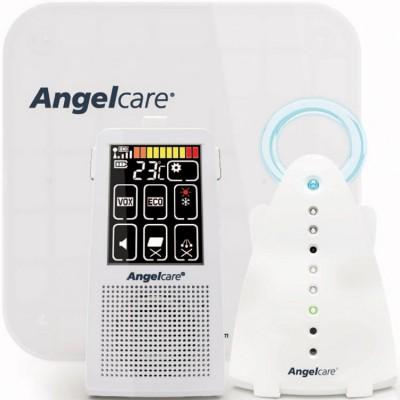 Moniteur bébé audio détecteur de mouvements avec écran LCD 5 cm (modèle AC701)   par Angelcare