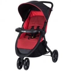Poussette citadine Urban Trek Ribbon Red Chic