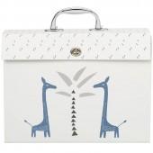 Pochette à dessins Girafe - Fresk