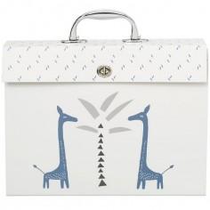 Pochette à dessins Girafe
