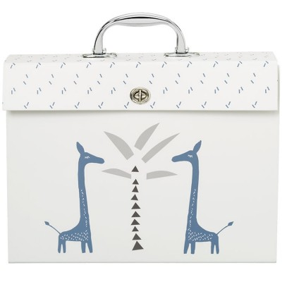 Pochette à dessins Girafe  par Fresk