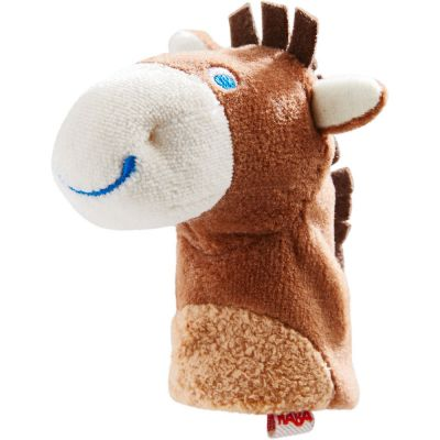 Marionnette à doigt Paul le cheval  par Haba