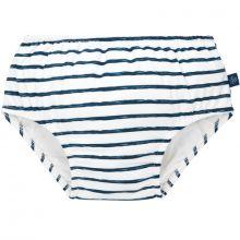 Maillot de bain couche rayé bleu (12 mois)  par Lässig