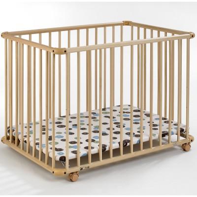 parc belami naturel pois 73 x 102 cm geuther. Black Bedroom Furniture Sets. Home Design Ideas