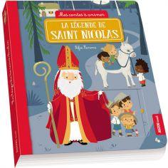 Livre La légende de Saint Nicolas (collection Mes contes à animer)