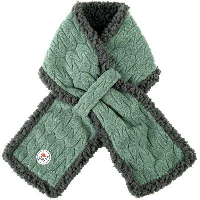Écharpe verte Muffler Empire (0-12 mois)  par Lodger
