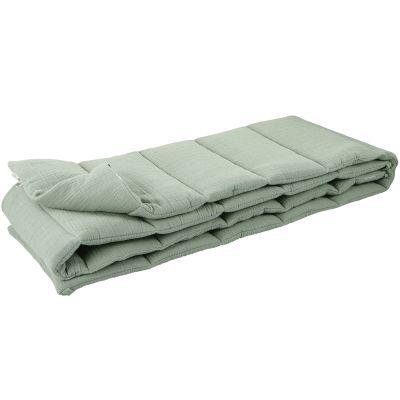 Tour de lit Bliss Olive (pour lits 60 x 120 cm ou 70 x 140 cm)  par Trixie