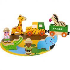 Set de figurines Safari Story