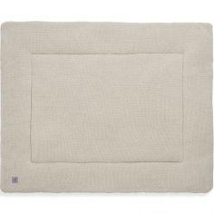 Tapis de jeu Bliss knit nougat (80 x 100 cm)