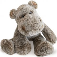 Peluche hippopotame Sweety Mousse (40 cm)