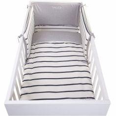 Tour de lit Marin (pour lits 60 x 120 et 70 x 140 cm)