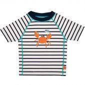 Tee-shirt de protection UV à manches courtes Splash & Fun marin bleu (36 mois) - Lässig