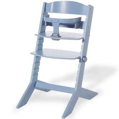 Chaise haute Syt évolutive bleue  par Geuther