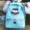 Sac à dos bébé chauve-souris bleu  par A Little Lovely Company