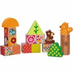Cubes Woodours