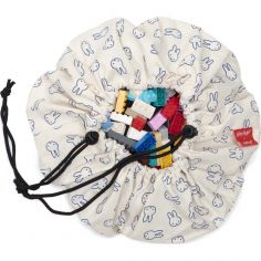 Mini sac à jouets 2 en 1 Miffy Mini