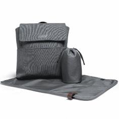 Sac à dos à langer Strada Grey Mist gris
