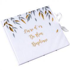 Livre d'or de mon Baptême de rêve (68 pages)